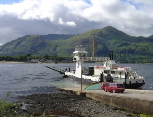 Peninsular Communities Get Ferry Fare Respite