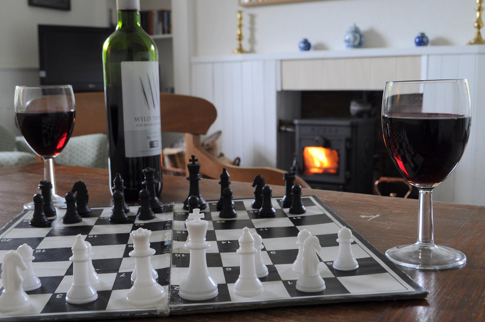 Ardtornish chessboard