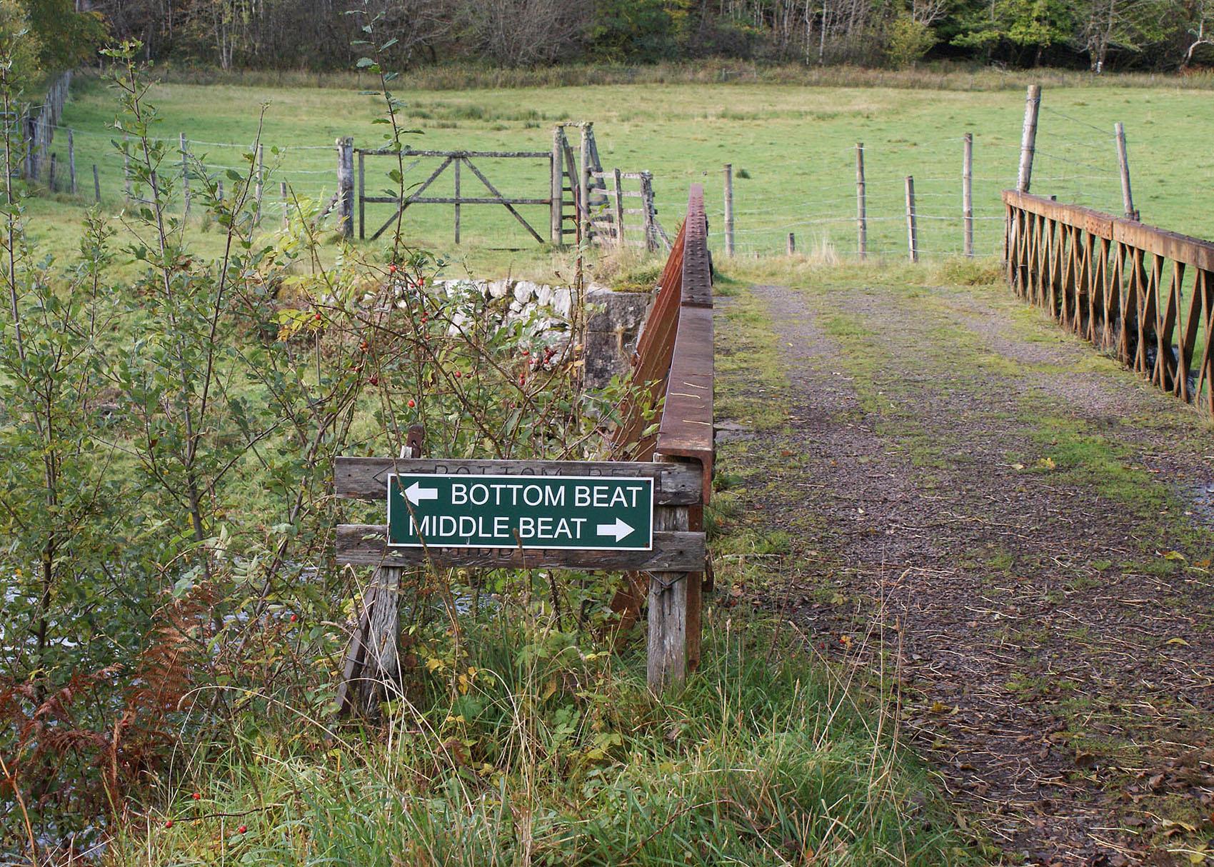 Ardtornish signposts