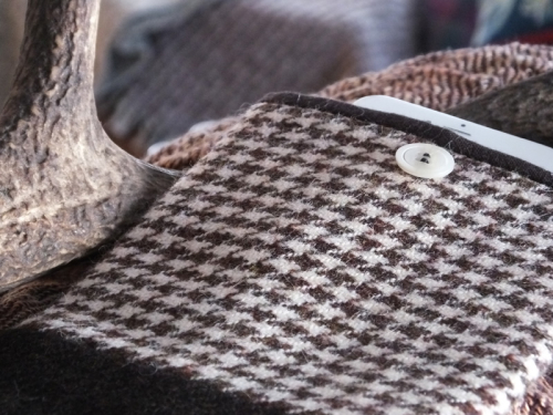Ardtornish Tweed Kindle Cover