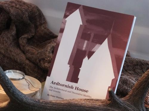Ardtornish huis boek
