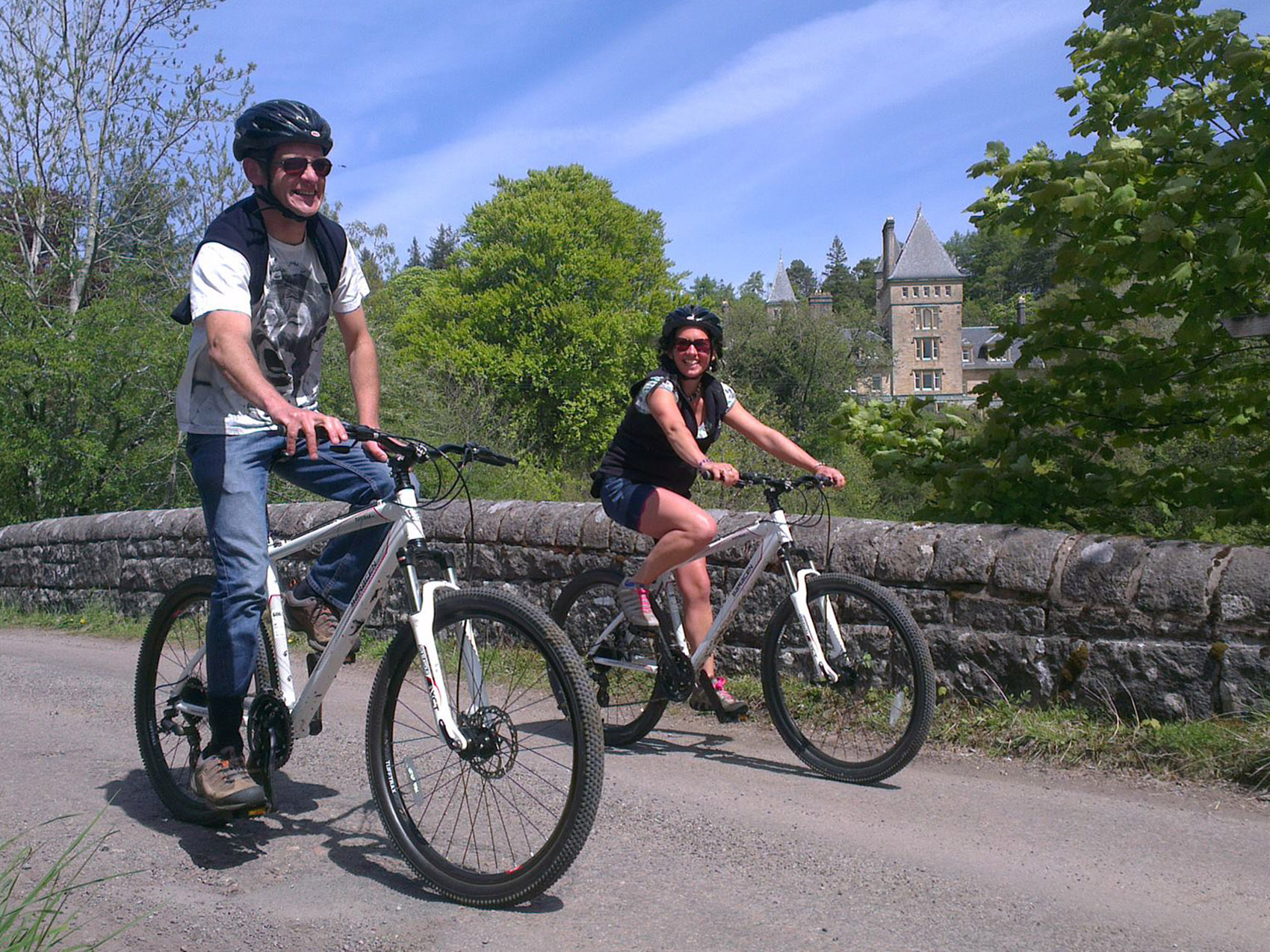 Mountain Biking Ardtornish