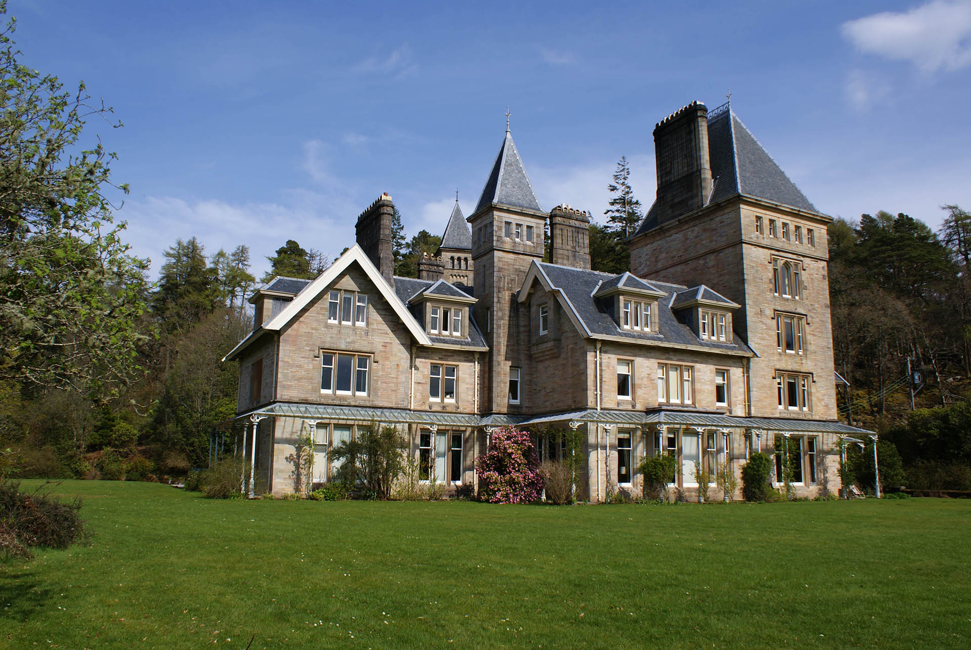 Ardtornish estate