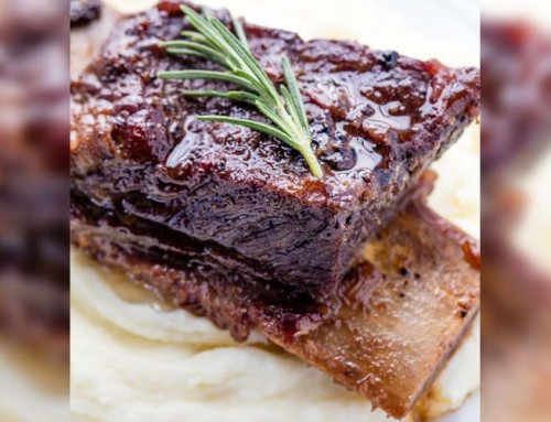 Ardtornish Slow – Cooked Beef Short Ribs